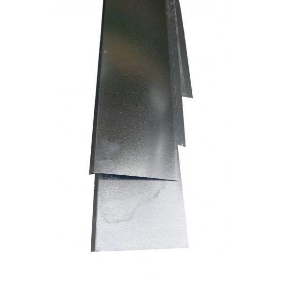 Eresz vagy párkányszegély 13cm