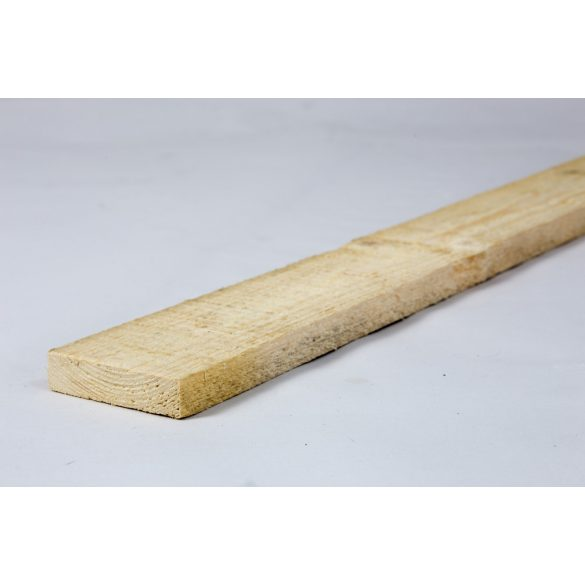 Lucfenyő deszka 2,5x10x500cm