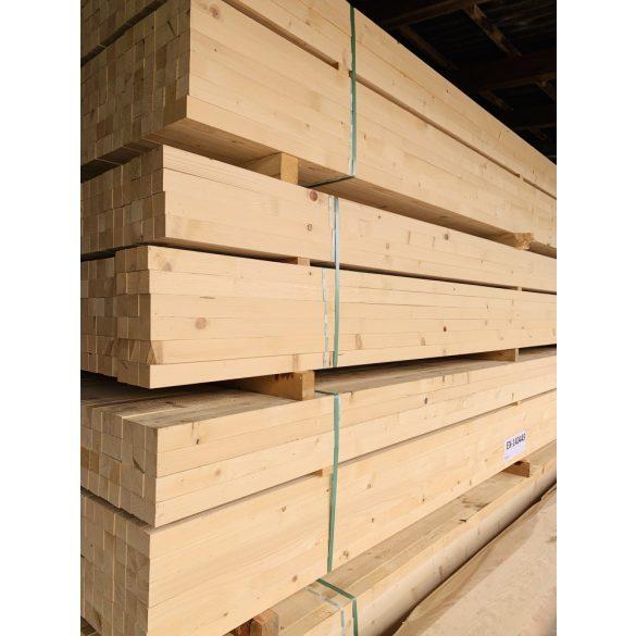 Szárított stafni 4,8x4,8x400cm