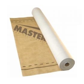 Mastermax 3 CLASSIC páraáteresztő tetőfólia 75 m2